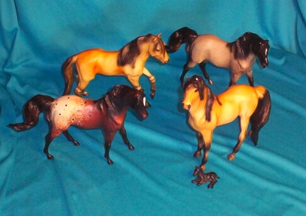 Breyer Mustang Group