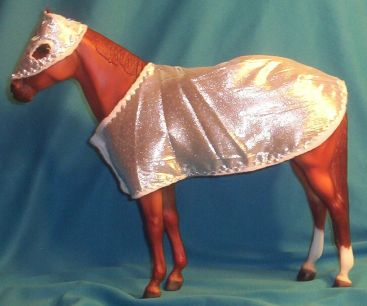 Breyer Armour Coat