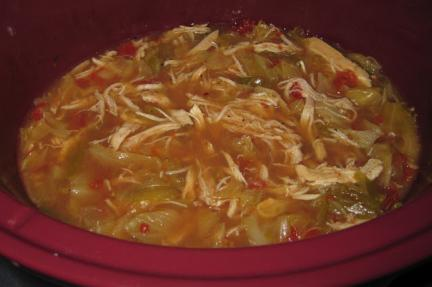 Member Recipe Crock Pot Soup