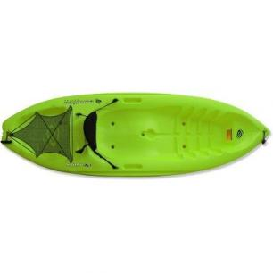 Lime Green Spitfire Kayak 2015-06-08