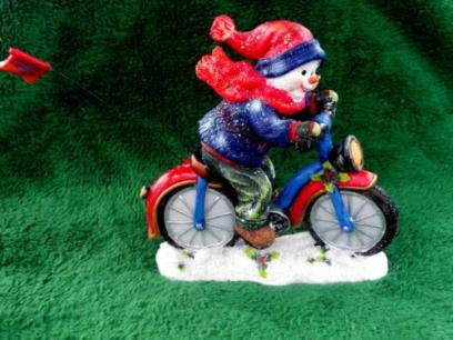 Christmas Bicycle 3
