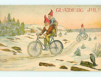 Christmas Bicycle 4