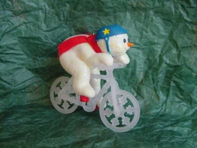 Christmas Bicycle 5