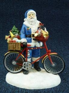 Christmas Bicycle 6