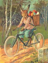 Easter Bicycle