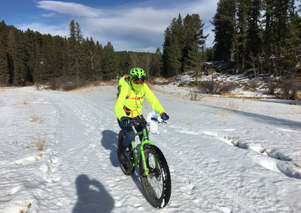 Marna Mickelson Trail Snow 2018-02-09
