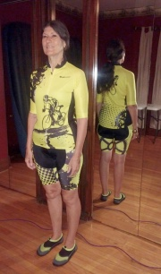 Marna's Yellow Bike Kit 2018-07-30