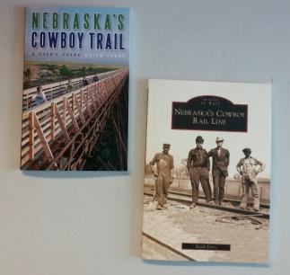 Nebraska Rail To Trail Cowboy Trail Books