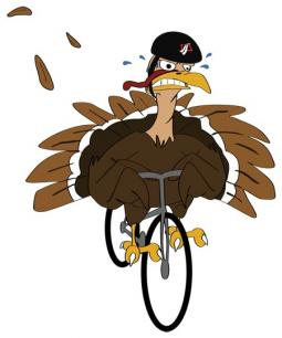 Thanksgiving Bicycle 2